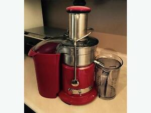 Breville Juice Fountain Elite, Used Twice