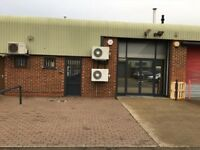 Warehouse/Office To Let