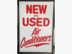 AIR CONDITIONERS, Sales & Service