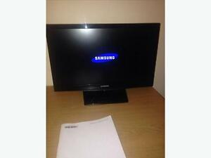 "19"" Samsung flat scren tv"