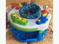 Leap Frog Sit and Spin activity centre
