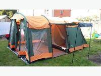 Regatta 5 Man tunnel tent