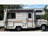 rv travel road trip and camping