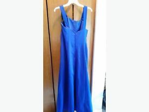 Alfred Angelo Blue Bridesmaid dress