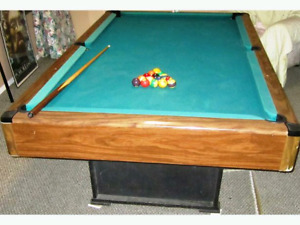 Brunswick Pool Table X Buy Sell Items From Clothing To - Brunswick commander pool table