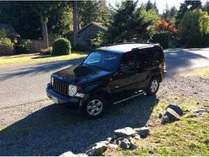 2011 Jeep Liberty North Sport Edition 4x4