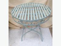 Gren Round Garden Table