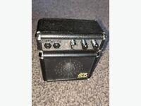 guitar hero air guitar rocker mini amplifier