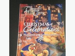 Mint Condition Company's Coming Christmas Celebrations Cookbook Regina Regina Area image 1
