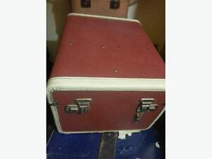 Vintage record player case