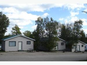 Kenosee Lake Fully Furnished Cabins for Rent Monthly and Daily