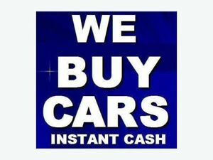 CASH FOR CARS we buy unwanted vehicles in any condition