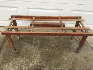 Antique Tub Bench
