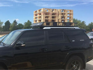 Curt Cargo Roof Rack + Extender (Great Condition, Universal Fit)