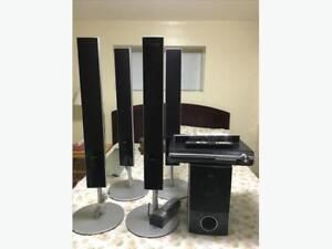 TV and home theater system for sale