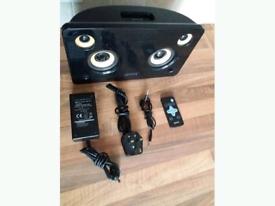 GEAR4 HouseParty 5 Speaker Dock for iPod / iPhone