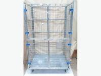 Parcel / Storage Metal Cages