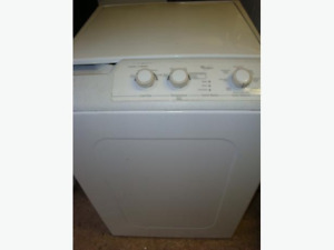 Whirlpool portable washer apartment size