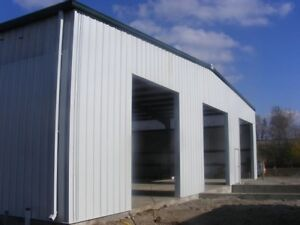 Steel Buildings for sale (all sizes)