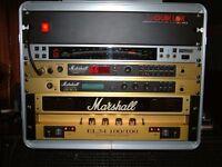 marshall rack gear ,jfx,jmp1,el8420/20 etc