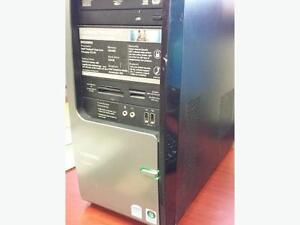 Cheap Compaq Presario  Intel dual core 1.60 MHZ PC for Sale