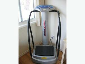 T-zone vibrating machine to exchange for??