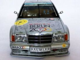 Autoart Mercedes Benz 190 Millennium Edition Boxed