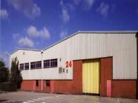 EXCELLENT WAREHOUSE INDUSTRIAL UNIT FOR RENT. HESTON, TW9 4700SQ. FT