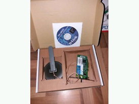 D-link air pro wireless network dwl-ab520 With installation CD