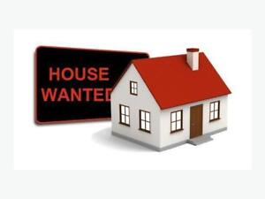Wanted: 4 Bedroom House Close to Dalhousie