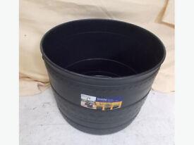 2x Patio Tubs 50cm diameter
