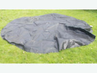 16FT Trampoline Mat WIth Triangle Rings