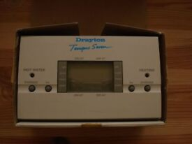 Drayton Tempus 7 Central Heating Programmer - New
