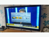 """LG 42LW450U, 3D TV 42"""" Full HD LED Cinema 3D TV with 400Hz (MCI) glasses and remote included"""