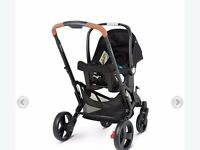 Mothercare Xpedior Pram and Pushchair Travel System