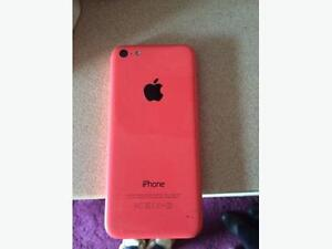 Telus/Koodo Mint Pink iPhone 5C - Works Perfect - No Issues