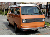 Westfalia MINT all original.  A true find!