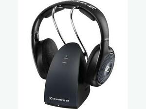 $110 · Sennheiser HDR 135 Wireless RF Headphones