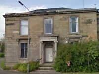 Creative Space to Let in Alloa: Room 2B, Marcelle House, 6 Marshill, Alloa, FK10 1AB