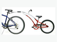 Adams Trail a Bike 6 Months Old Excellent condition