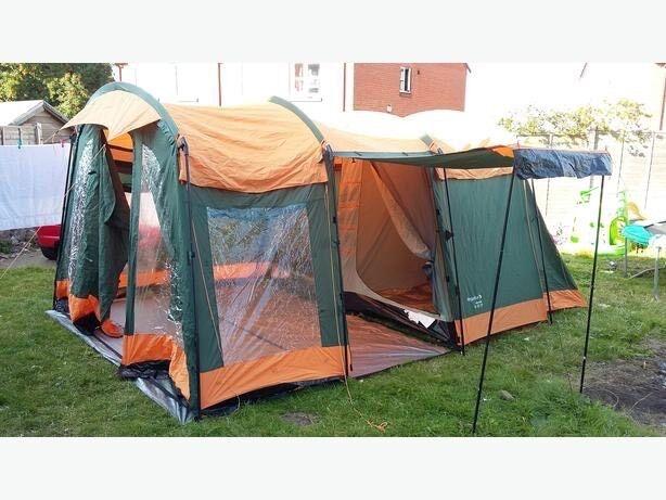 Regatta 5 Man tunnel tent & Regatta 5 Man tunnel tent | in Newcastle Tyne and Wear | Gumtree