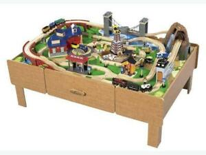 Imaginarium Train Table Set  sc 1 st  Kijiji & Train Sets And Train Table | Kijiji in Alberta. - Buy Sell u0026 Save ...