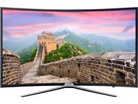 samsung ue55k6300 led smart 4k uhd curved tv