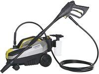 Professional Garden Patio Car VAN Caravan Garage Wall High Jet Pressure Washer Cleaner Safety Grip