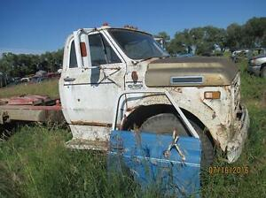 72 chevy 3 ton chassis with hoist