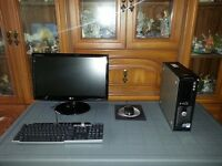 Dell 3Ghz Core2Duo System, Licensed Windows7 Pro