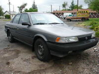 1987 Toyota Camry Other