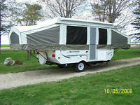 FOR RENT ! Tent trailer