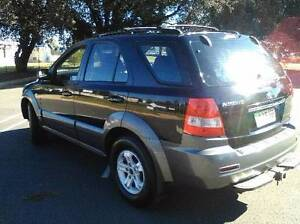 2004 Kia Sorento Wagon Maitland Maitland Area Preview