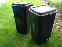 new garbage cans